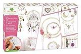 Sycomore CRE5240 Kreatives Kinder-Hobbyset-Riesen-Traumfänger-5 Projekte-DIY-Dream Box Collector-Ab 8 Jahren-Sycomore-CRE5240, Mehrfarben
