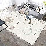 Anpassbar Kinderteppich Grau Wohnzimmer Teppichgrau Runder Cartoon Rushing Teppich Multi-Size sanft prägnant Halls Kinderteppich 80X160CM 2ft 7.5''X5ft 3''