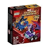 LEGO Marvel Super Heroes 76073 - Mighty Micros: Wolverine Verses Magneto