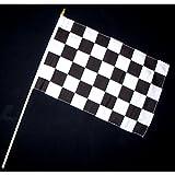 Stock-Flagge 30 x 45 : Zielflagge