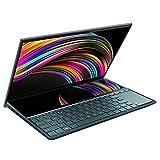 DBG Neue ultradünne dünne Laptop, 14-Zoll-Smart-Dual-Bildschirm 4k UHD-Touch-Display / I7-10510U / 16GrM / 1TB SSD