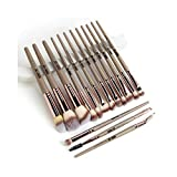 Makeup-Pinsel-Set, 10/15/32-teilig, Lidschatten, Foundation, Profi-Puder, Concealer, Konturen-Mischpinsel, Makiagem TSLM2-15 Stück