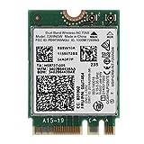 VBESTLIFE WiFi Karte, AC-7265 Wireless-Netzwerkkarte, 867M Bluetooth 4.0-Doppelband-Netzwerkkarte für ThinkPad Helix 2. Generation, ThinkPad L450, L550 usw.