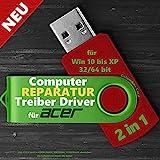 Treiber Software USB STICK für Windows 10 8 7 XP Vista PC REPARATUR passend zu ACER 2021