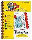 Go, Einstein, go!: Übungsbuch: Einkaufen: Das neue Lernsystem: Spielen und Lernen mit der perfekten Selbstkontrolle / Übungsbuch: Einkaufen (Go, ... und Lernen mit der perfekten Selbstkontrolle)