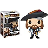 WWXX Funko POP Movies: Pirates of The Caribbean Barbossa #173 Collectible Figure Exclusive