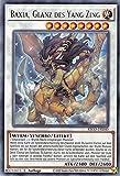 Konami - Baxia, Glanz des Yang Zing - KICO-DE040 - Rare - Yu-Gi-Oh! - Deutsch - mit GECO Versandschutz