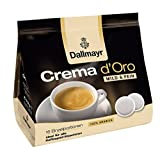 Dallmayr Kaffee Crema d'oro mild und fein Kaffeepads, 5er Pack (5 x 16 Pads)