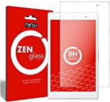ZenGlass Flexible Glas-Folie kompatibel mit Sony Xperia Z3 Tablet Compact Panzerfolie I Display-Schutzfolie 9H