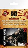 GB Eye The Walking Dead Daryl Karte, Mehrfarbig
