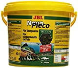 JBL NovoPleco 30309 Alleinfutter für kleine Saugwelse, Tabletten 5,5 l