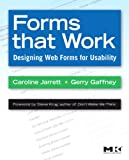 Forms that Work: Designing Web Forms for Usability (Interactive Technologies) (English Edition)