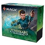 Magic The Gathering C75331000 Magic: The Gathering Zendikars Erneuerung Bundle 10 Draft-Boosterpackungen & Zubehör (Deutsche Version)