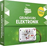 Franzis Verlag Grundkurs Elektronik 15074 Lernpaket ab 14 Jahre
