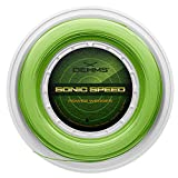 Oehms Sonic Speed Power Wedges | 200m (660ft) Rolle | Profilierte Co-Poly Tennissaite