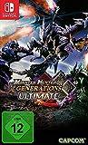 Capcom Monster Hunter Generations Ultimate Nintendo Switch USK: 12