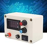 Labornetzteile, 5A 5A Netzteil ABS-Material Einstellbares DC-Netzteil für PC für Zuhause für Labor