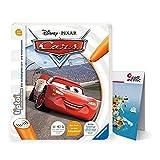 Collectix Ravensburger tiptoi ® Buch 4-7 Jahre   Disney Cars + Kinder Wimmel Weltkarte   Autos, Bücher