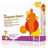 magnes direct Denk: Nahrungsergänzungsmittel mit fruchtigem Geschmack, 400 mg Magnesium für Muskeln, Nerven und Knochen, 30 Sticks