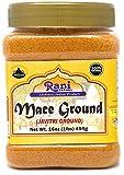 Rani Mace Ground (Javathri) Pulver, 454 g, 1,5 kg, natürlich, vegan, glutenfreundlich, nicht gentechnisch veränderbar.