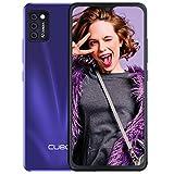 CUBOT Note 7 Android Smartphone ohne Vertrag, 3 Kameras, 5,5 Zoll Display, 16 GB/2 GB RAM, Dual SIM, 4G Handy, deutsche Version (Blau)