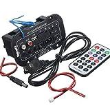 5-Zoll-220V Auto Bluetooth HiFi Bass-Endstufe Stereo Digital-Verstärker USB-TF und Fernbedienung