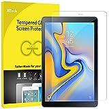 JETech Schutzfolie Kompatibel mit Samsung Galaxy Tab A 10.5 Zoll 2018 (SM-T590/T595/T597), Gehärtetem Glas Displayschutzfolie
