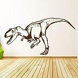 Wandtattoo Vinyl Home Decor Dinosaurier Wandaufkleber für Kinderzimmer 110 x 58