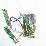Für B150XG02 V1 1024 * 768 15 Zoll HDMI + VGA + DVI M.NT68676 Display Controller Drive Card LVDS 30Pin CCFL LCD PC Monitor Panel DIY Kit (B150XG02 V1)