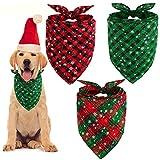 URATOT Halstücher für Hunde und Katzen, 3 Stück