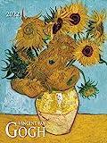 Vincent van Gogh 2022 - Bild-Kalender 42x56 cm - Kunst-Kalender - Wand-Kalender - Malerei - Alpha E