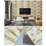 3d Tapete Wandpaneele, Selbstklebend Wandpaneele Ziegel Verdicken Wandpapier FüR Küche Wohnzimmer Home Decor, Wasserdicht, Kollisionssicher, Schneidbar 70 X 70 Cm(A30pcs)