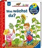 Wieso? Weshalb? Warum? junior: Was wächst da? (Band 22) (Wieso? Weshalb? Warum? junior, 22)