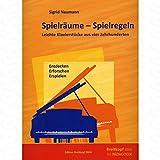 Spielraeume - Spielregeln - arrangiert für Klavier [Noten/Sheetmusic] Komponist : Naumann Sig