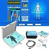 WLKQ Gesundheit Analysegerät, Quantum Resonance Magnetic Analyzer, tragbare Körperspurenelemente, Detector Health Scanner Analyzer System