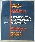 Nemecko-slovensky slovnik / Deutsch-Slowakisches Wörterbuch