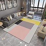 Design Shaggy Teppich Hochflor Langflor Teppiche Wohnzimmer Preishammer Versch. Farben,50x80