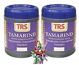 yoaxia ® - 2er Pack - [ 2x 400g ] TRS Tamarinde als konzentrierte Paste / Tamarind Concentrated Paste + ein kleines Glückspüppchen - Holzpüppchen