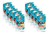 Unbekannt Panini Adrenalyn XL UEFA Euro 2020 Trading Cards 10 Booster - 80 Cards