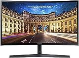 Samsung C27F398F 68,58 cm (27 Zoll) Curved Monitor (HDMI, Display Port, 4ms, 1920 x 1080 Pixel) schwarz