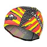 Turbo Unisex Catalunya Beanie-Mütze, Noir, Unique