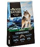 Dehner Wild Nature Hundetrockenfutter Adult, Gebirgssee, 4 kg
