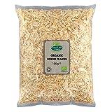 BIO Zwiebelflocken, Zwiebeln fein gehackt 100g von Hatton Hill Organic - BIO zertifiziert…