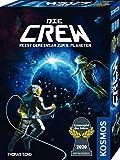 Kosmos 691868 Die Crew - Reist gemeinsam zum 9. Planten, Kennerspiel des Jahres 2020, kooperatives Kartenspiel für 3 bis 5 Spieler, mit Variante für zwei Personen, ausgezeichnetes Gesellschaftsspiel