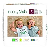 Nature Babycare Size 5 Junior Nappy Pants - Pack of 20 Nappy Pants