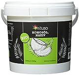 mituso Bio Kokosöl, nativ, 1er Pack (1 x 1000 ml) im Eimer