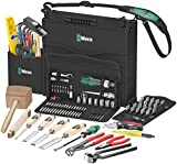 Wera 05134011001 2go H 1 Werkzeugsatz für Holzanwender, 134-teilig