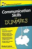 Communication Skills For Dummies (English Edition)