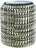 Jdumoba Klapphocker Tragbarer Kraftpapierhocker Kreatives Home Office Wasserdicht 42 cm Sitzhöhe Kreativer Möbelhocker
