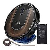 eufy by Anker, RoboVac G30 Hybrid Saugroboter mit Wischfunktion, Smart Dynamic Navigation 2.0, 2-in-1 Sauger & Wischmopp, 2000Pa Saugleistung, mit WLAN, Abgrenzungsstreifen